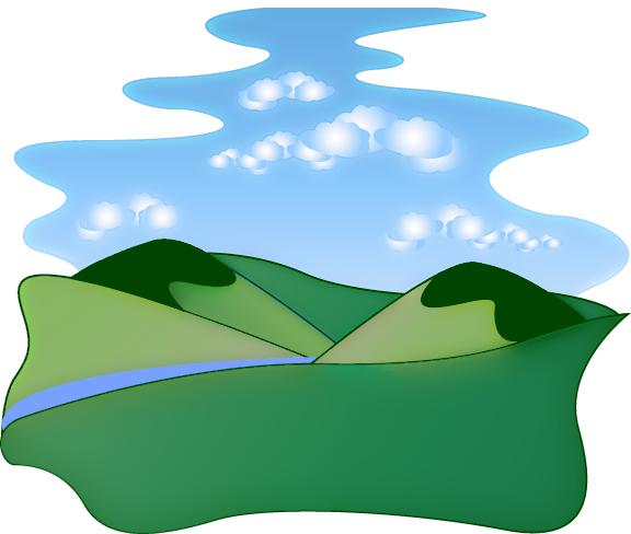 Landscape Clipart.