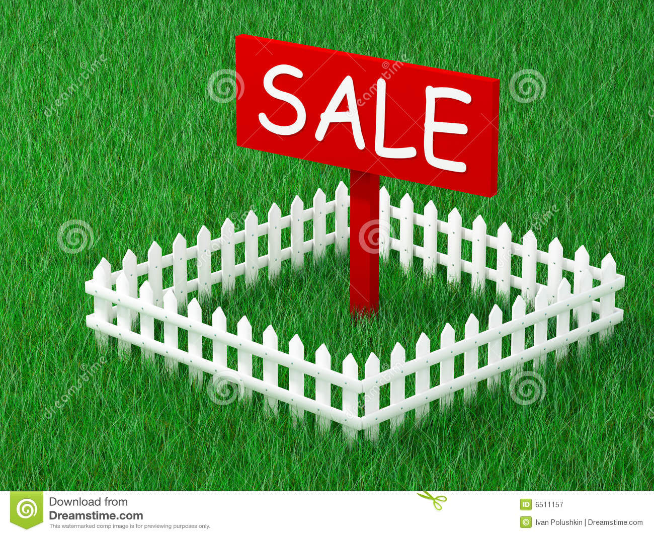 Clipart land for sale.
