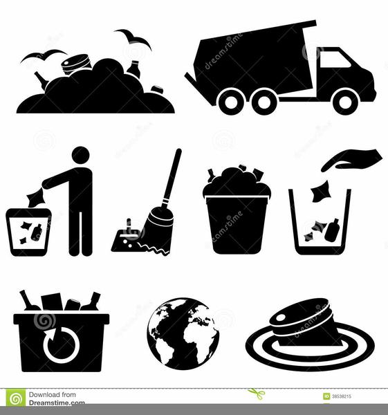 Landfill Clipart.
