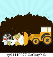 Landfill Clip Art.