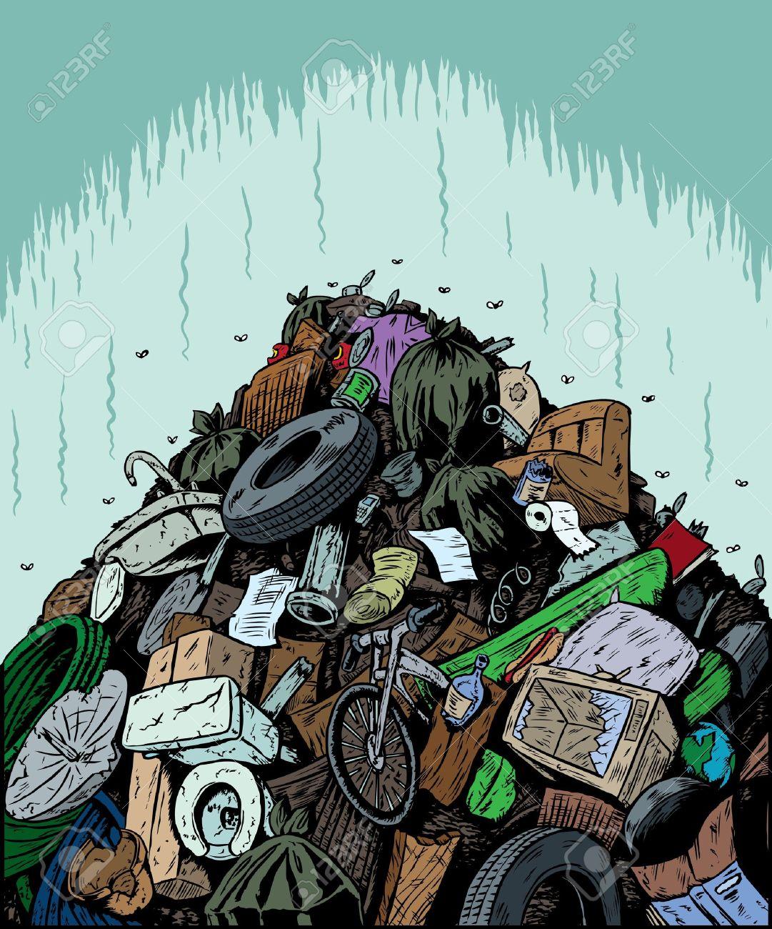 1,424 Landfill Cliparts, Stock Vector And Royalty Free Landfill.