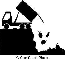 Landfill Clip Art and Stock Illustrations. 944 Landfill EPS.