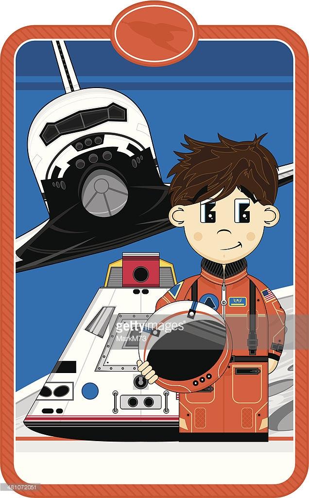 Showing post & media for Cartoon space capsule landing.