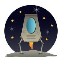 Flying Saucer Saucers Landing Landings Welcome Stars Star Machine.