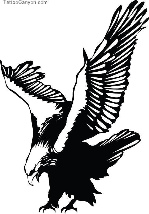 Eagles clipart landing eagle, Eagles landing eagle.