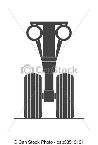 Landing gear Clip Art and Stock Illustrations. 513 Landing gear.