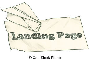 Landing page Clip Art and Stock Illustrations. 2,877 Landing page.