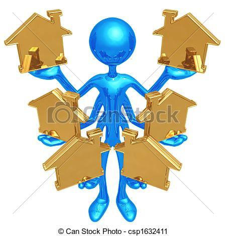 Landlord Clip Art and Stock Illustrations. 614 Landlord EPS.