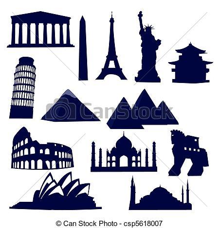 Landmark Clip Art and Stock Illustrations. 65,537 Landmark EPS.