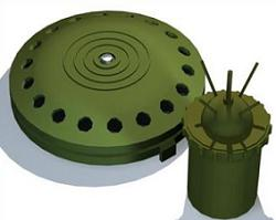 Free Land Mine Clipart.