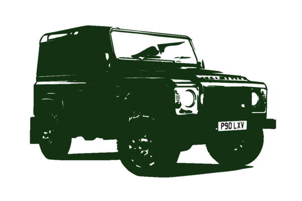 Land Rover Club Side Green.