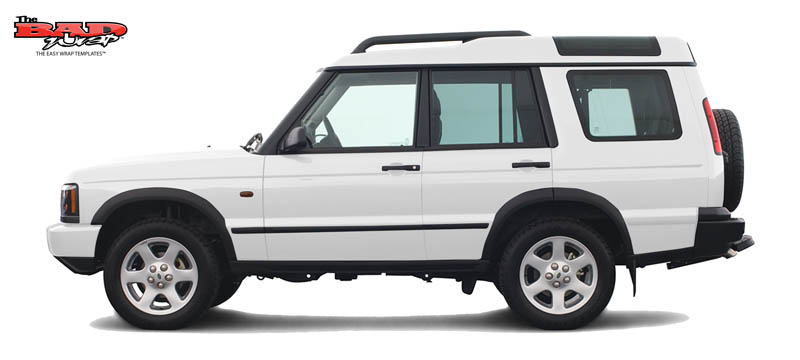 Land Rover Discovery Clipart.