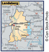 Landsberg Clip Art and Stock Illustrations. 20 Landsberg EPS.
