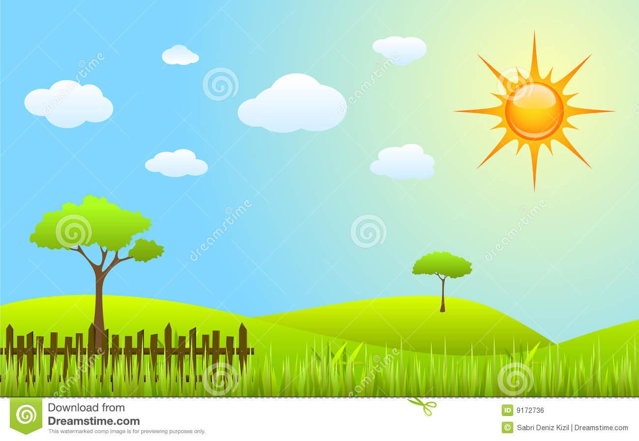 Landscape Clip Art Free Images.
