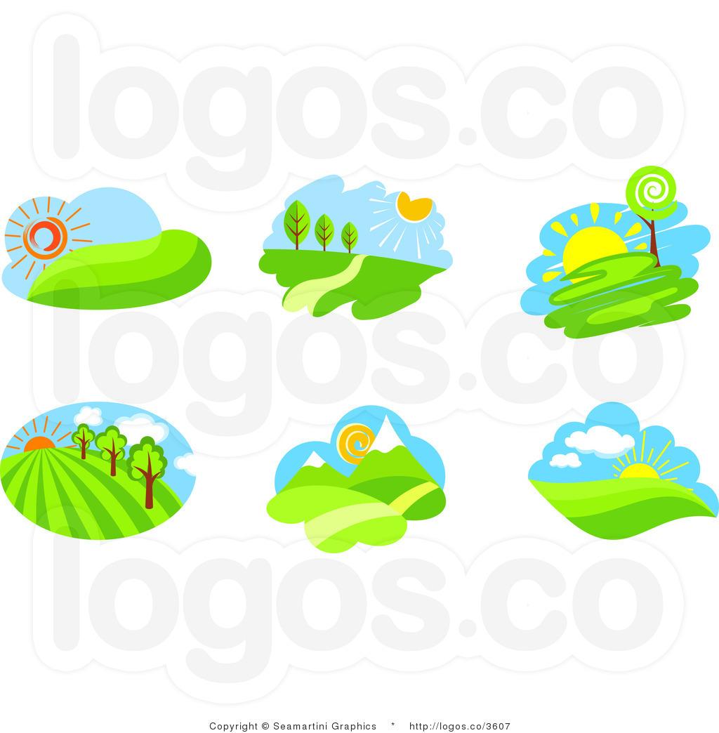 Landscape Free Graphic Clipart.