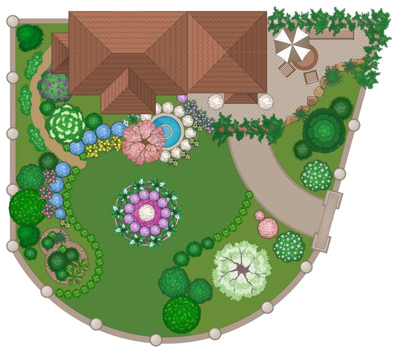 Landscape & Garden.