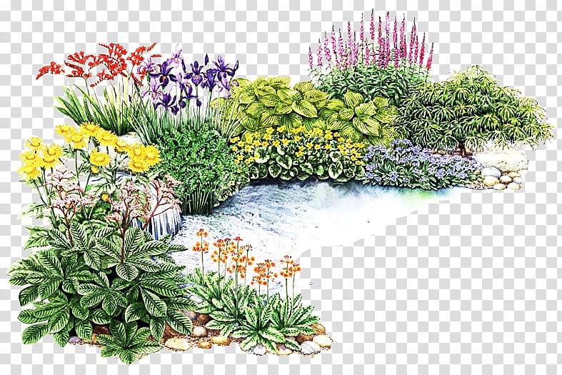 My Garden s, green landscape transparent background PNG.