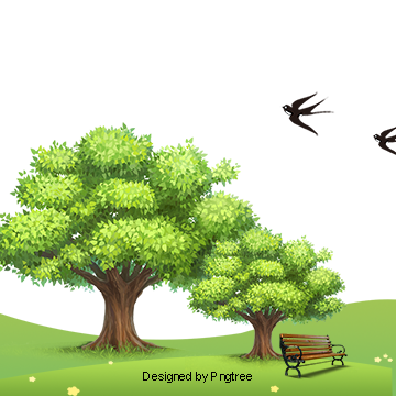 Landscape Png, Vector, PSD, and Clipart With Transparent.