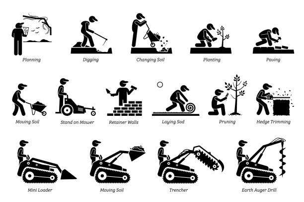 Top 60 Landscaping Clip Art, Vector Graphics and.