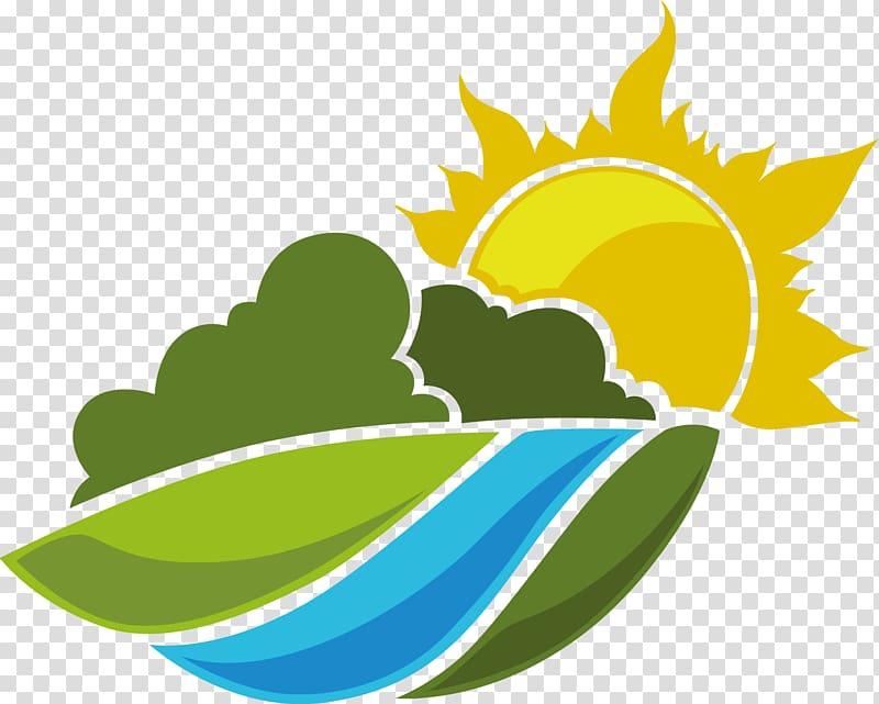 Landscape Logo Landscaping , Cartoon Sierra Sun transparent.