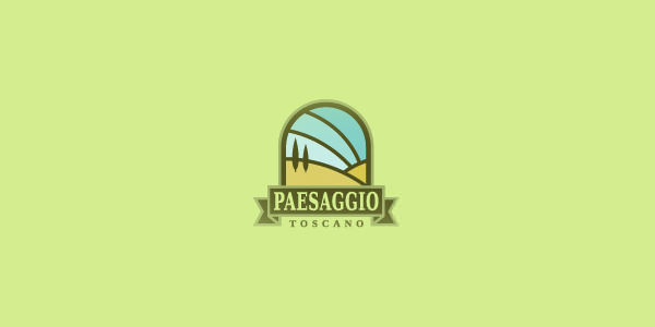 20+ Beautiful Landscape Logo Design Examples for Inspiration.