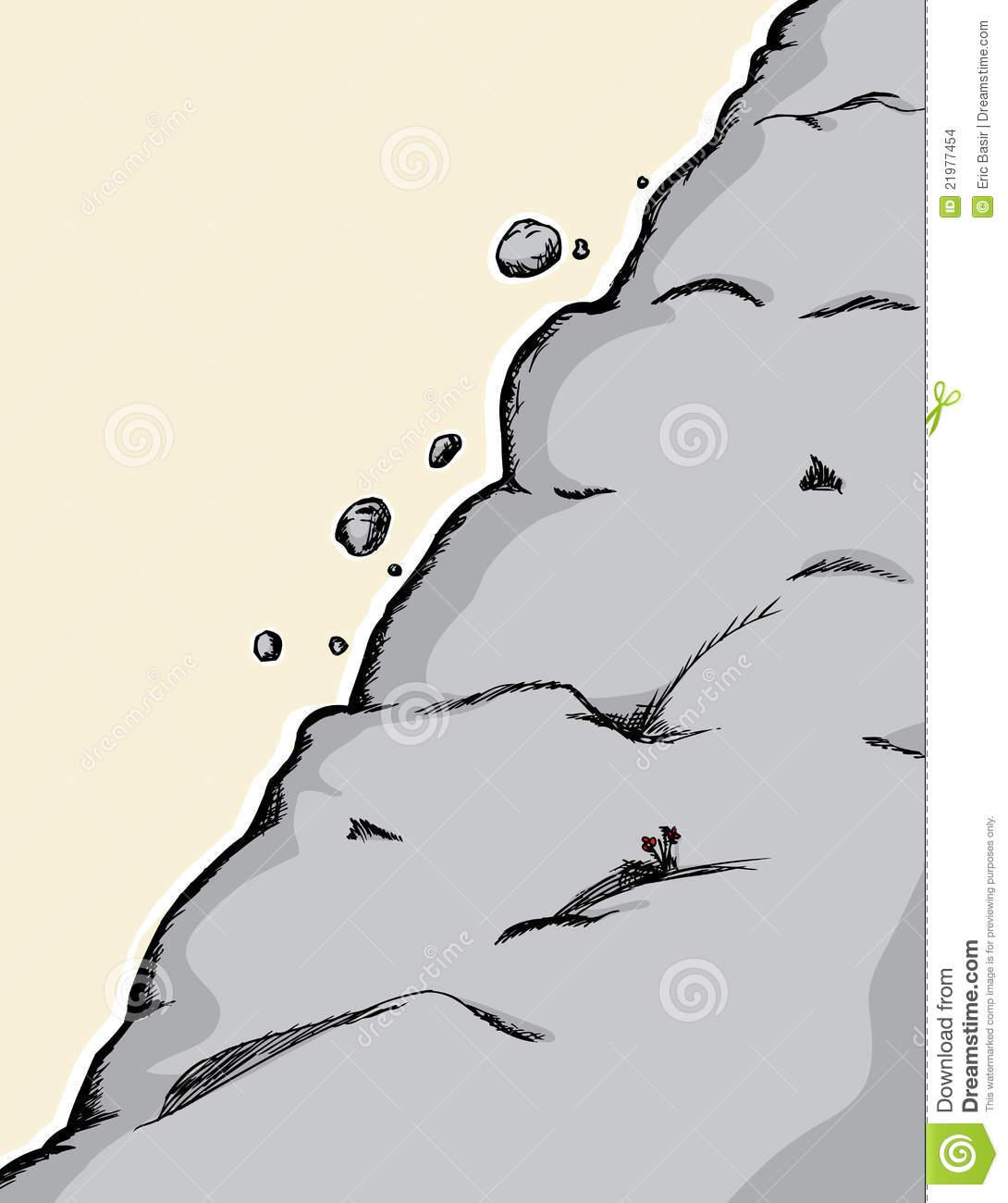 Landslide 20clipart.