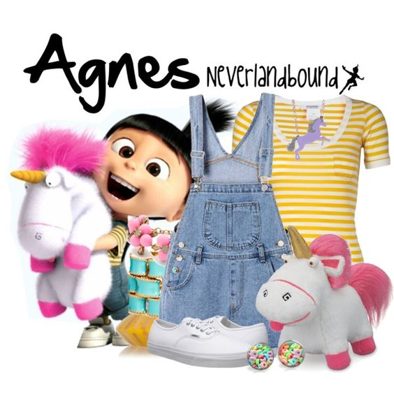 "Agnes (Despicable Me) ~Neverlandbound"" by gallifreyangryffindor on."