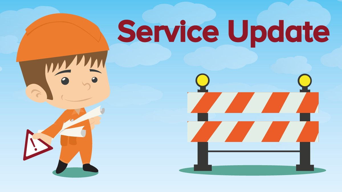 """Oxford Bus Company on Twitter: """"Service Update: 13th."""