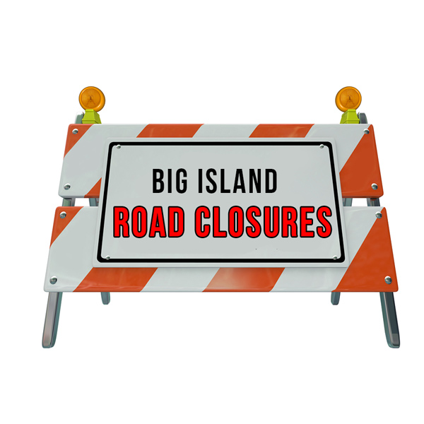 Afternoon Shoulder Lane Opening for Pahoa Bound Drivers During.