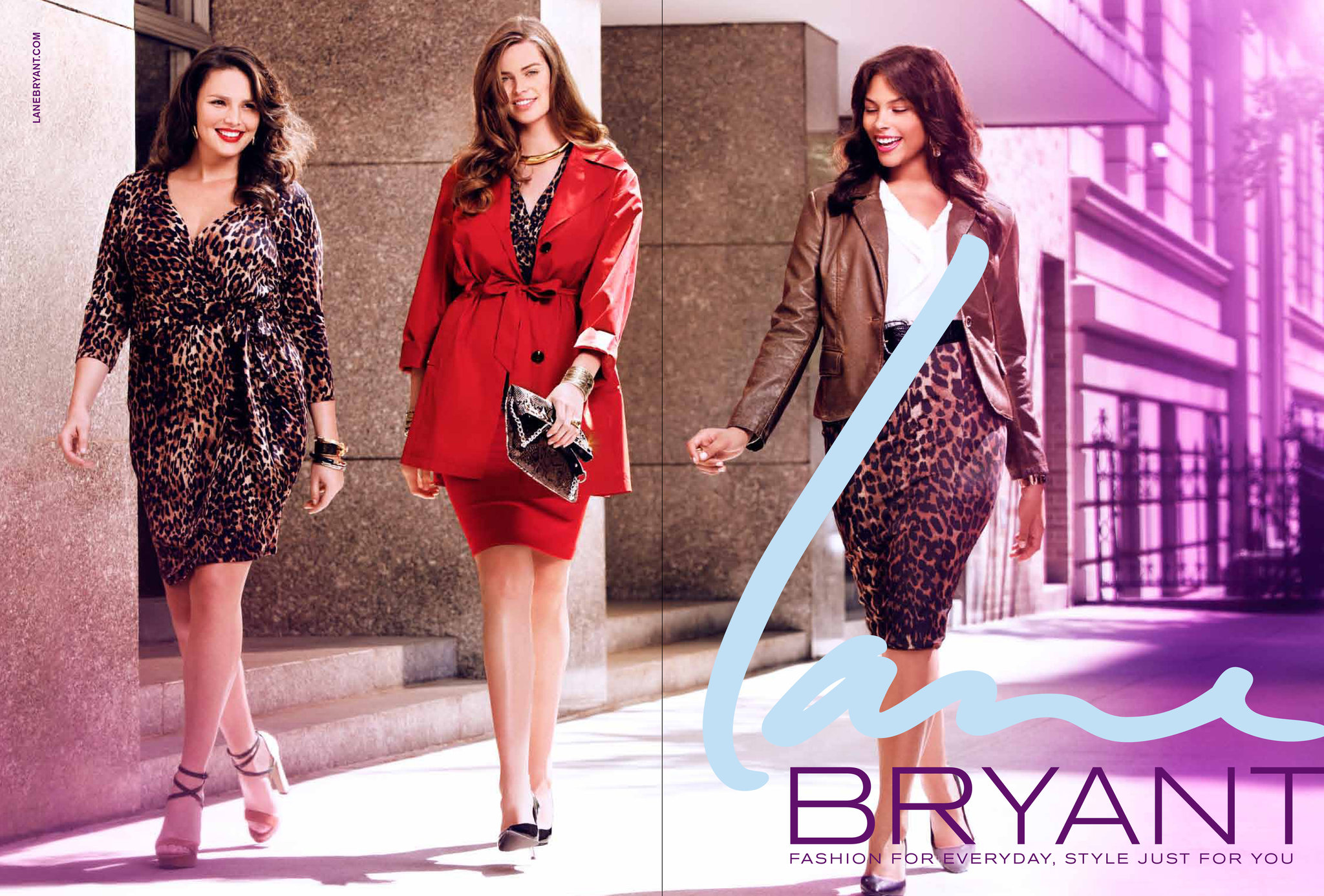 Lane Bryant Introduces New Advertising and Marketing.