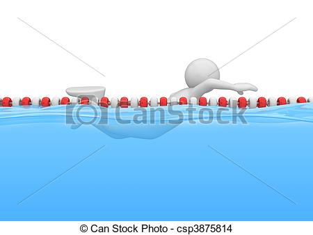 Gallery For > Swimming Lane Line Clipart.