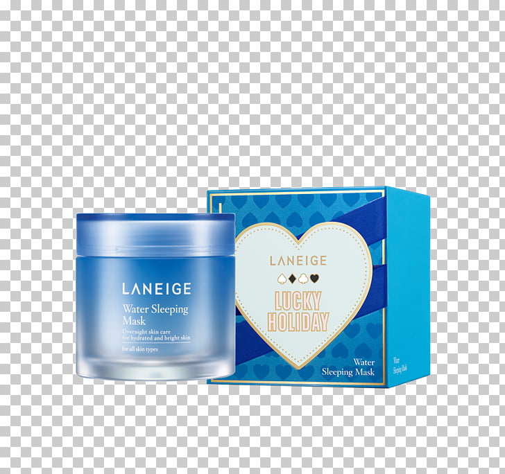 LANEIGE Water Sleeping Mask Skin LANEIGE Lip Sleeping Mask.