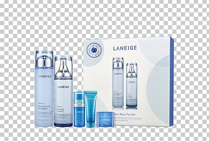 LANEIGE Water Bank Moisture Cream_EX LANEIGE Water Sleeping.