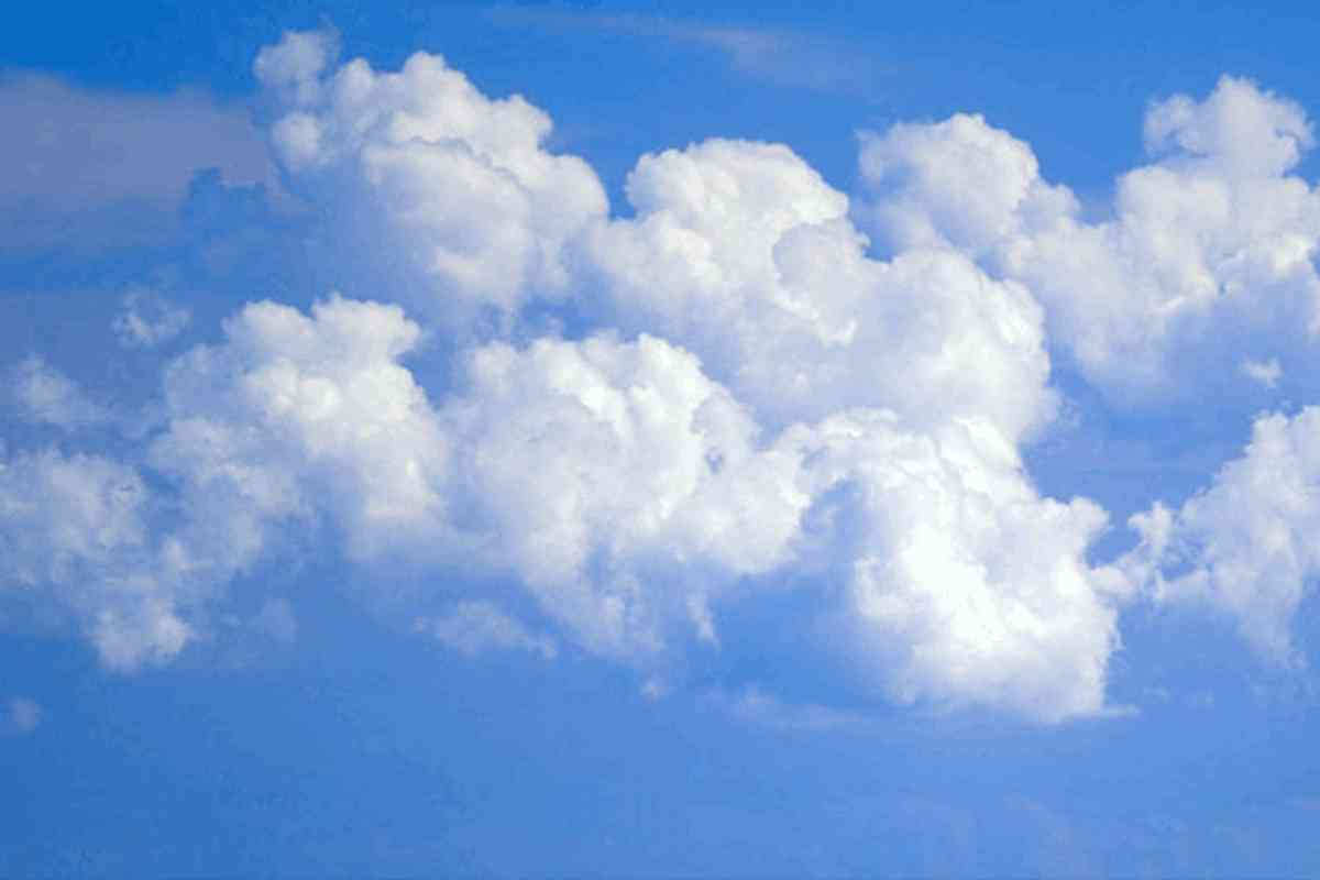 Clouds Clipart Backgrounds for Powerpoint Templates.