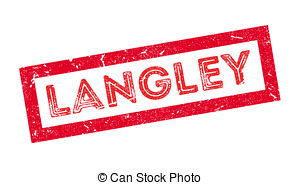 Langley rubber stamp Clip Art and Stock Illustrations. 7 Langley.