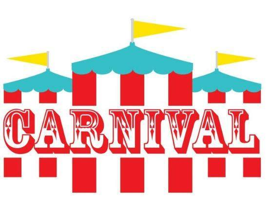 Carnival day clipart.