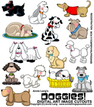 653 Best images about CLIP ART CATS AND DOGS on Pinterest.