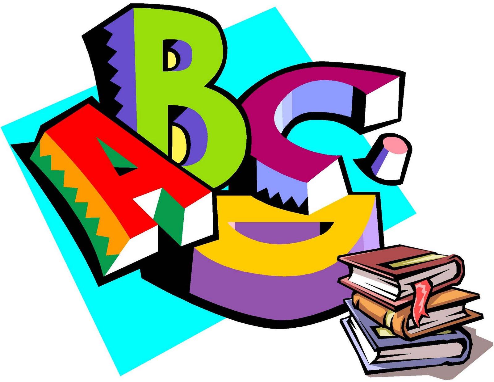 English Language Arts Clip Art free image.