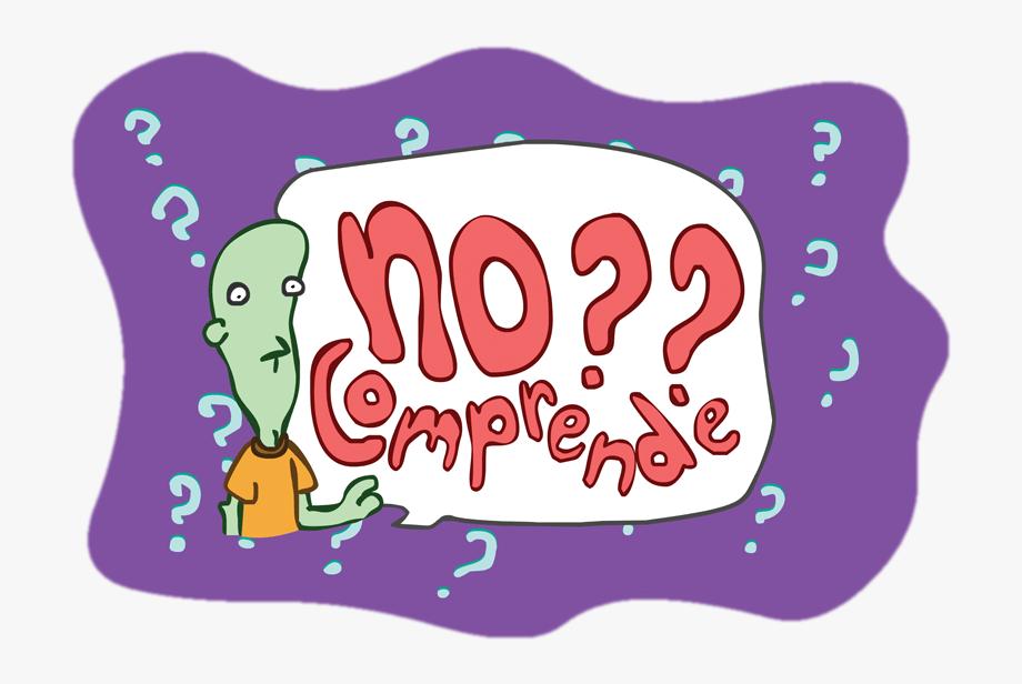 Language Barrier Clipart, Cliparts & Cartoons.