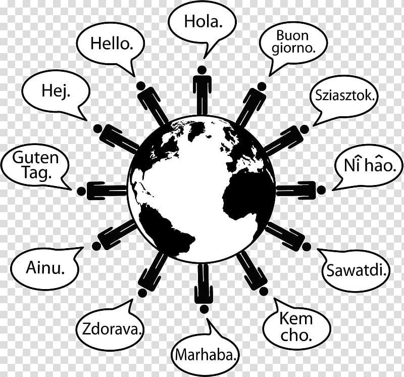Foreign language Translation Dialect English Language, Word.