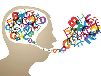 Speech And Language Clipart.