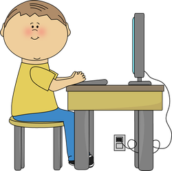 Computer lab clipart free.