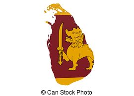 Sri lankan flag Clipart and Stock Illustrations. 215 Sri lankan.