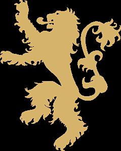 lannister Logo Vector (.PDF) Free Download.