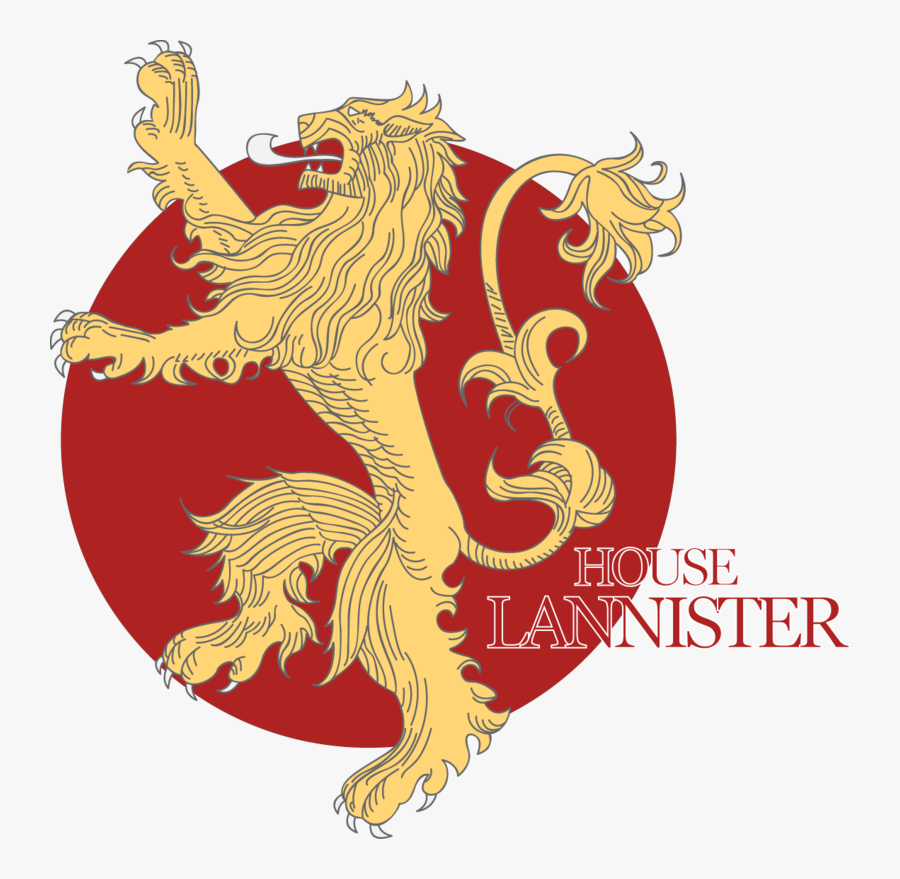 House Lannister Png Clipart.