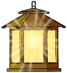 Free lantern Clipart.
