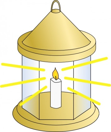 Paper Lantern 2 Clip Art Download.