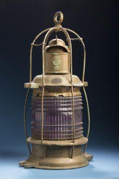Antique Japanese Meiji Period Buddhist Temple Lantern Meiji Period.