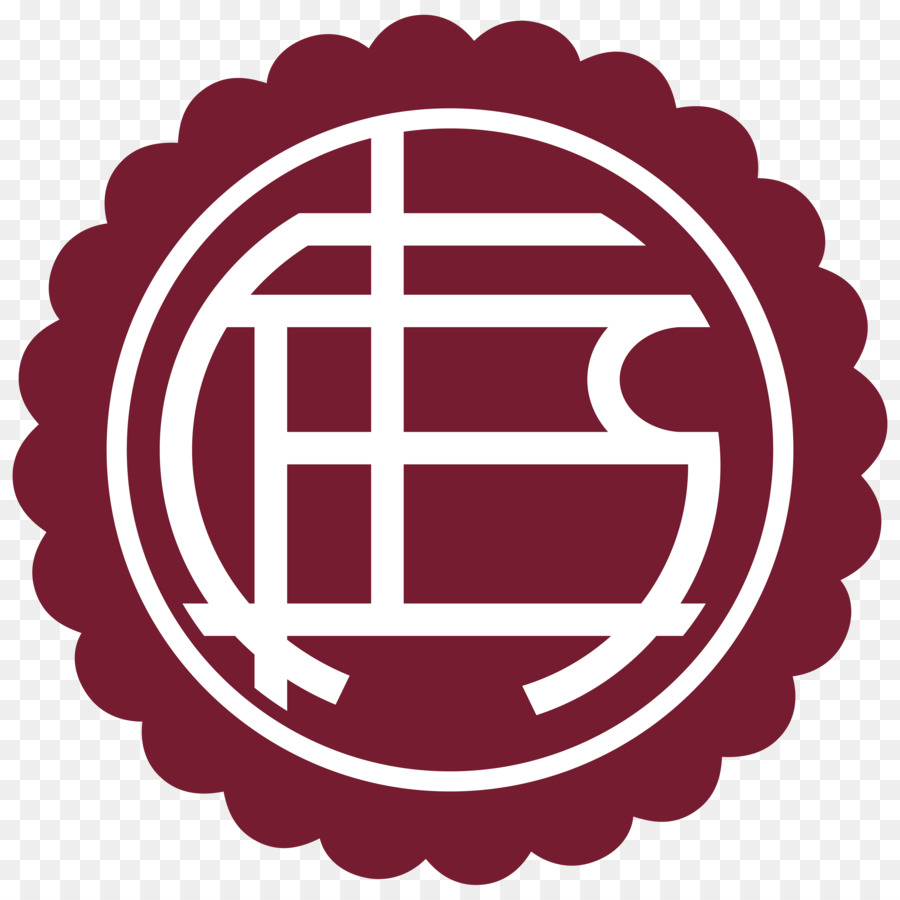 Club Atlético Lanús Text png download.
