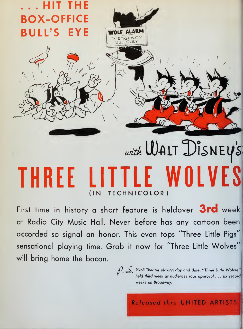 Tralfaz: Cartoon Ads, 1936.